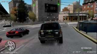 "GTA 4 - LCPDFR - On Patrol with Parabellum Gaming Episode 3: ""Stresstest"""