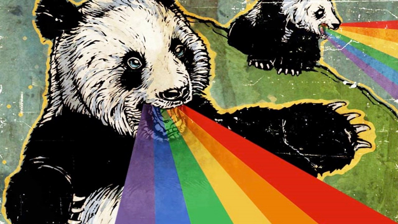 Trippy Psychedelic Stoner 420 Type Beat || Crazy Panda - YouTube