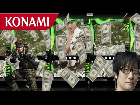 "Metal Gear Solid 3: Snake Eater ""remake"" only for Pachinko"