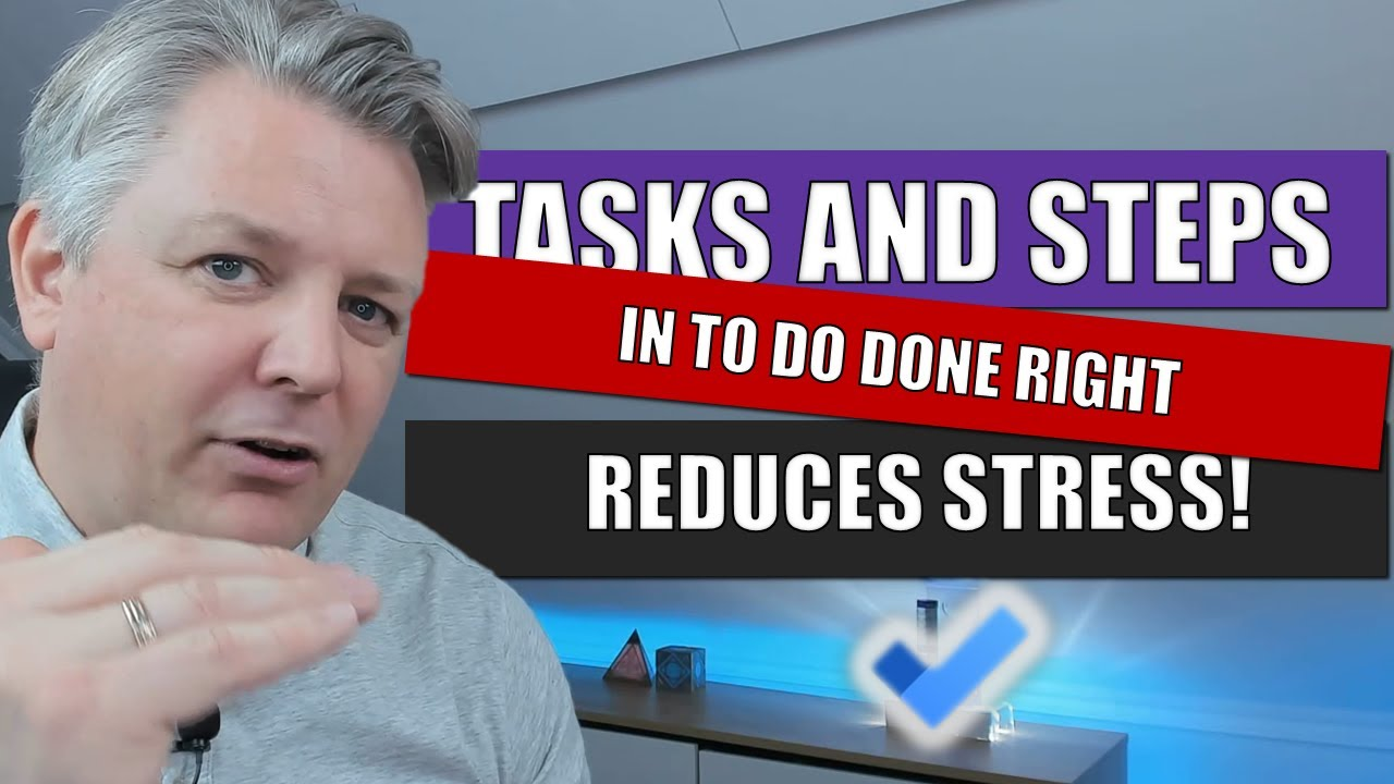 Working with tasks and steps in Microsoft To Do
