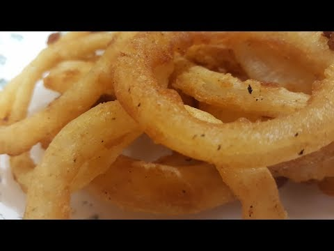My Mom's Onion Rings - A GIVEAWAY - A Review -The Hillbilly Kitchen