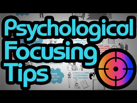 5 Psychological Tips to Stay Focused in School - How to Concentrate Better