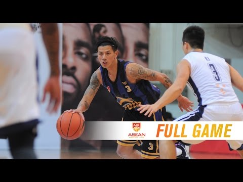 Hong Kong Eastern Long Lions vs. Kaohsiung Truth   FULL GAME   2016-2017 ASEAN Basketball League