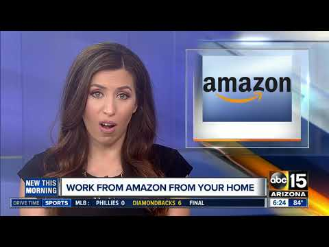 """Amazon looking for """"virtual"""" employees"""