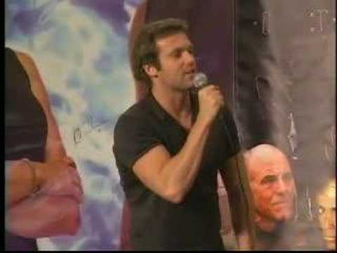 Michael Shanks at the Stargate SG-1 Con