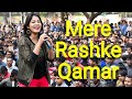Mere Rashke Qamar By Rojalin Sahu At Pathostav Bhubaneswar | Odishalinks