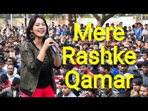 Mere Rashke Qamar By Rojalin Sahu At Pathostav Bhubaneswar | Odishalinks