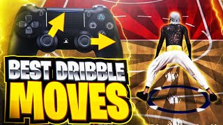 CHEESEAHOLIC BEST DRIBBLE MOVES + COMBOS REVEALED • ULTIMATE DRIBBLE CHEESE TUTORIAL HANDCAM NBA2K20