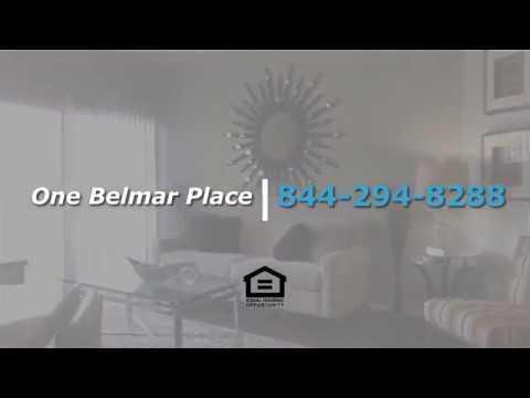 One Belmar Place 2 Bedroom Model Tour