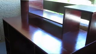 How To Build A Home Recording Studio Desk (complete Guide)