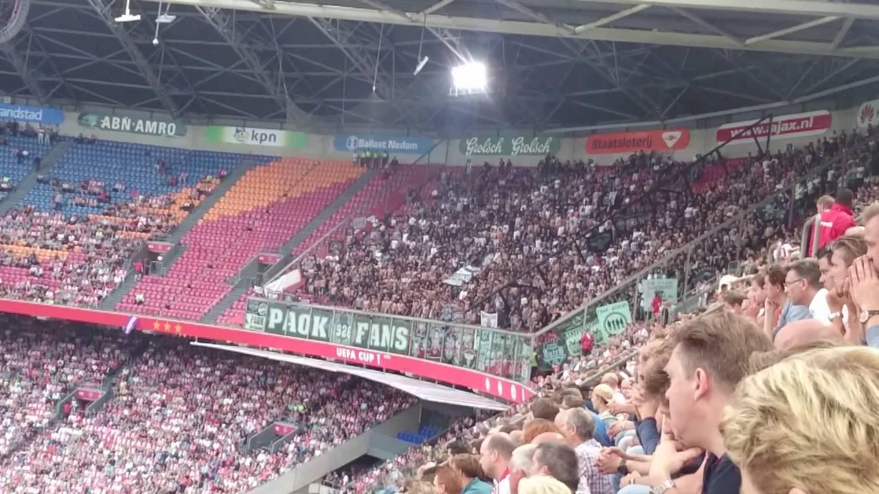 Ajax Paok: PAOK (SFEER/AMBIANCE)