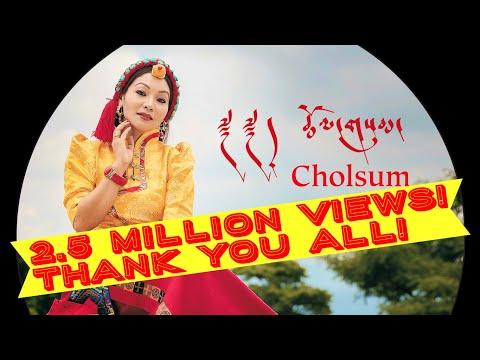 Tibetan new song Cholsum Droshey by Tenzin Donsel