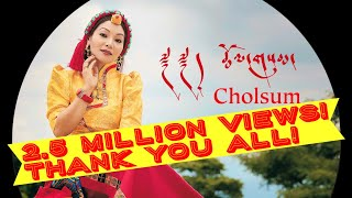 Tibetan new song Cholsum Droshey by Tenzin Donsel
