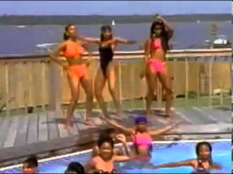 Wreckx 'n Effect - Rumpshaker   ( Teddy Riley & Pharrell Williams ) - Official Video