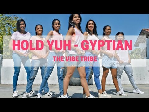 Hold Yuh (Hold You) - Gyptian | Dance Choreography | The Vibe Tribe