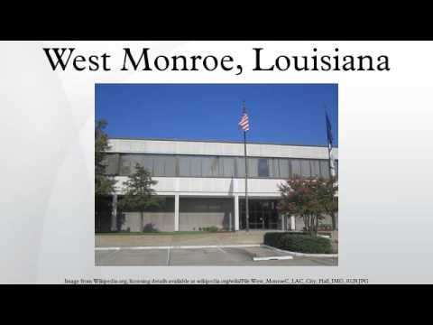 West Monroe, Louisiana