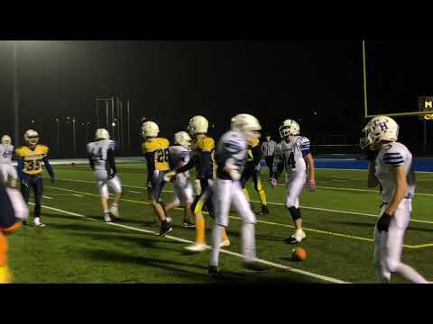 College Heights Cougars prevail in 2019 Prince George high school football championship