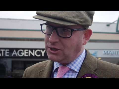 Interview with UKIP's new leader Paul Nuttall