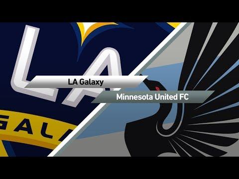 Highlights: LA Galaxy vs. Minnesota United FC   October 15, 2017