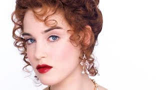 TITANIC TRANSFORMATION! THE ROSE LOOK FEAT. GUEST MAKEUP ARTIST TINA EARNSHAW