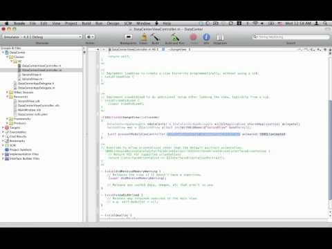 iPhone SDK Tutorial Series 4: Passing Data Between Views