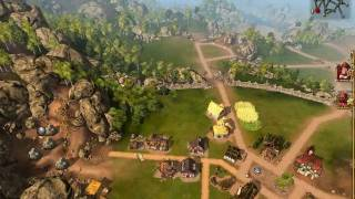 The Settlers 7 Paths to a Kingdom Gameplay
