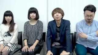 ゲスの極み乙女。   Skream! インタビュー http://skream.jp/interview/...