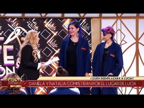 Corte y confección - Programa 29/01/19 - Dos participantes compiten por el lugar de Lucía