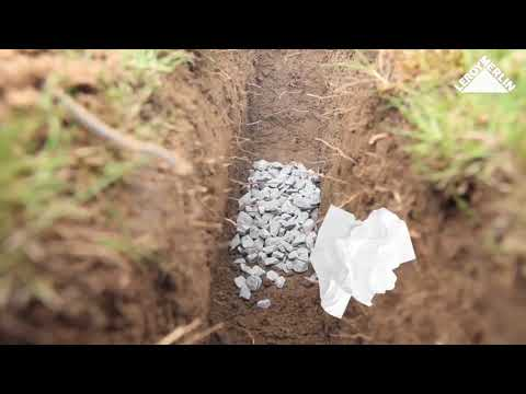 Cómo instalar un sistema de riego enterrado – LEROY MERLIN