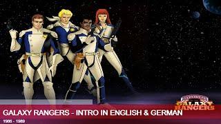 GalaxyRangers #80s #Intros The Intro of the Galaxy Rangers in english & german. GALAXY RANGERS - ALL EPISODES (BLU-RAY) https://amzn.to/3fjG5qL ...