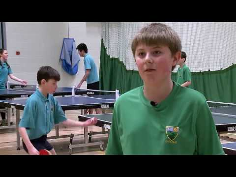 Bishop Auckland Table Tennis Club - Greenfield Community College