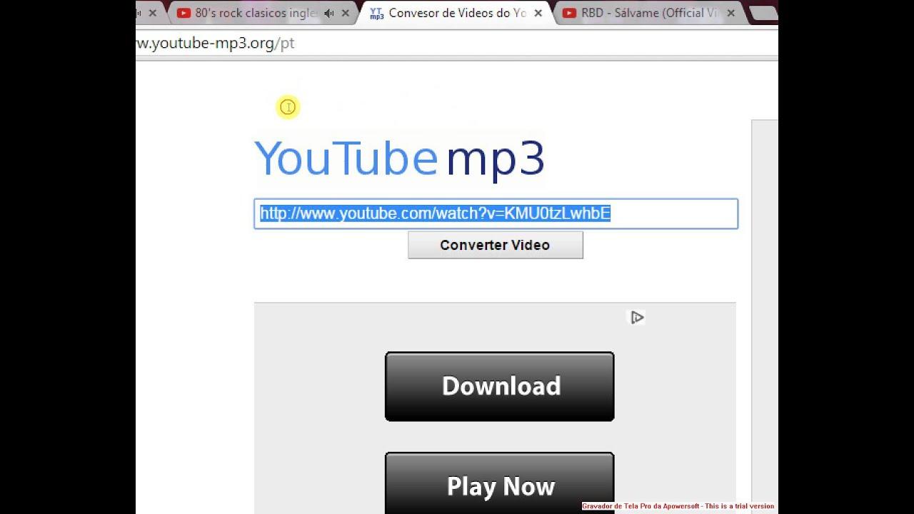 Como Baixar Músicas Do Youtube Sem Programas Nem Aplicativos Youtube