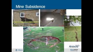 Understanding Risk: Karst Topography, Mine/Land Subsidence, Landslide