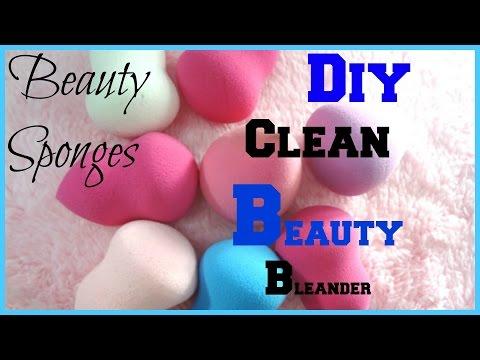 How To Clean Beauty Blender Sponges | SuperPrincessjo