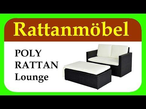 ᑕ❶ᑐ Poly Rattan Sofa Test December 2019 Mit Videotest