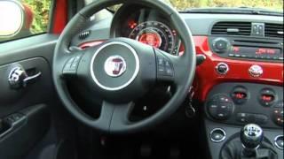 Fiat 500 Sport 2011 Videos