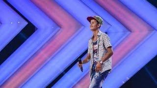 Bogdan Lucaci - Guess Who - &quotTot mai sus&quot - X Factor Romania, sezonul trei
