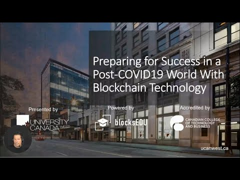 Preparing For Success In A Post-COVID-19 World With Blockchain Technology