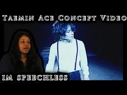 REACTION TO TAEMIN 태민 'ACE' Concept Video (by BeatBurger project)