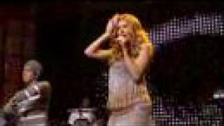 Fergie - Clumsy (Live - New Years 2008)