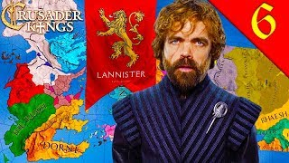 KING DAVEN LANNISTER SERIES FINALE Crusader Kings 2 Game of Thrones House Lannister 6