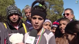 الرياضة المدرسية سفير الجزائر في بطولة العالم بالمجر