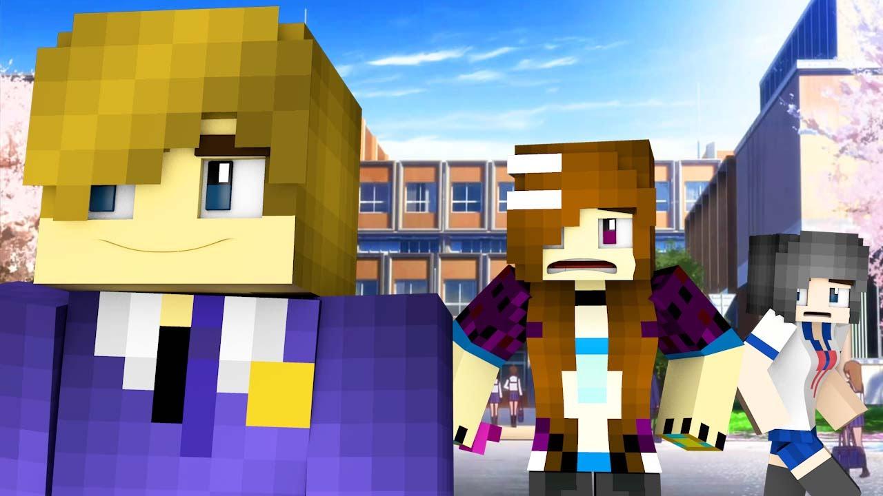 Yandere High School - Finding Senpai (Minecraft Roleplay!) #1 ...