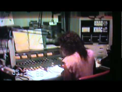 KNAC Tawn Mastrey rare on air Eddie Mika Pat Davenport