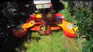 MOWER GL4 FRUIT GROWER - THE DESIGN OF QUALITY