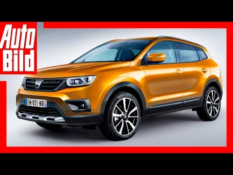 Dacia Duster 2017 Neuauflage Des Besters