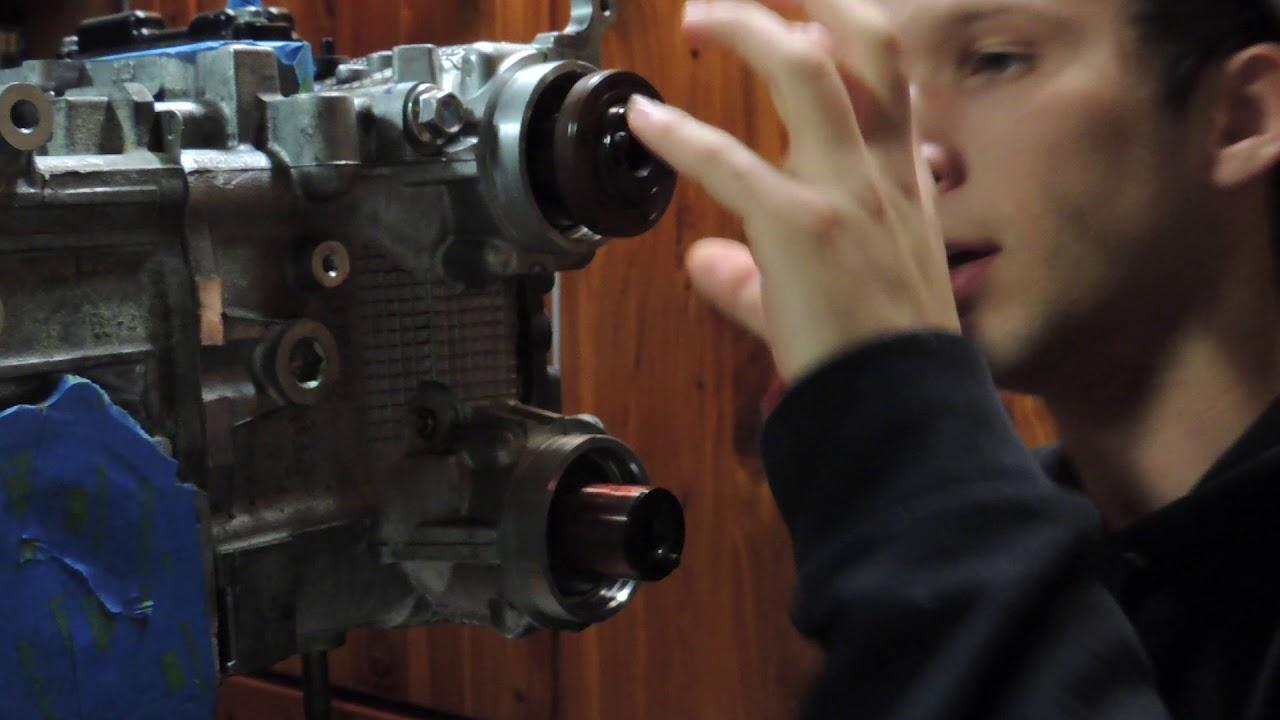 How to Install Cam Seals in a DOHC Subaru WRX/STI