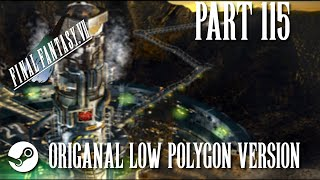 FF7 Longplay – Part 115: Great Materia on Rails