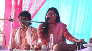 Devki Shastri // नगला लाले में कथा कहती हुई  //