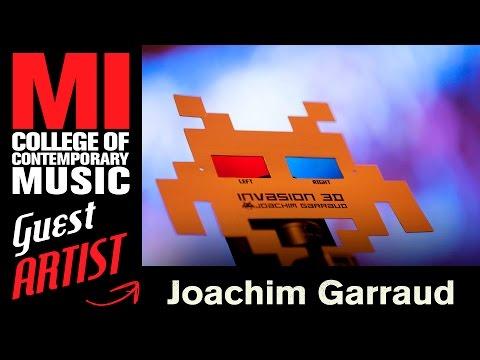 Joachim Garraud talks about The Producer Box